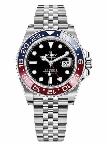 Rolex GTM-Master II 126710 BLRO