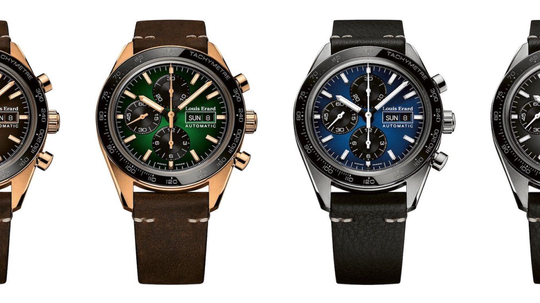 LE montres Bronze Titane 110220 low min