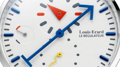 Louis Erard Alain Silberstein Regulator Watch 4