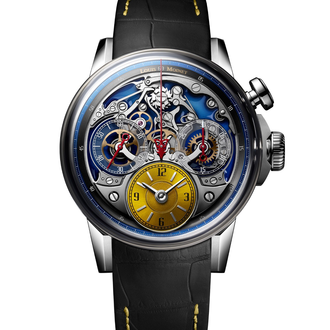Louis Moinet only watch 2021