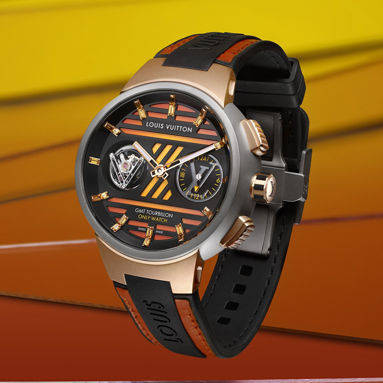 Louis Vuitton only watch 2021
