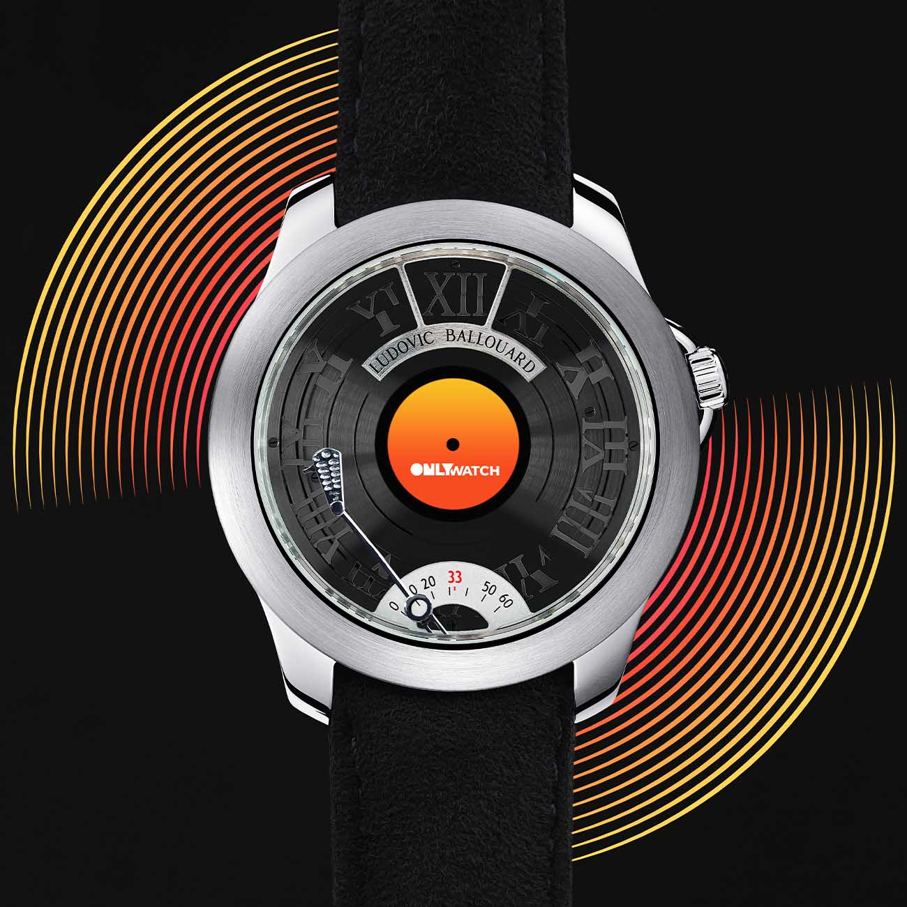 Ludovic ballouard only watch 2021 1