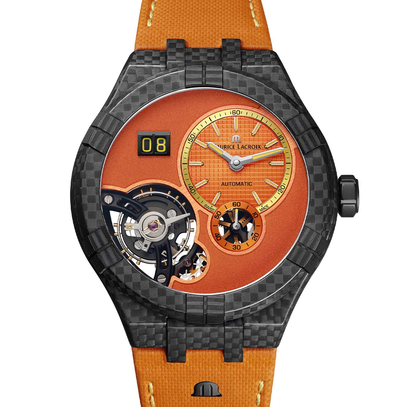 Maurice Lacroix only watch 2021