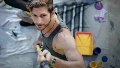 Max Emerson u Timex kampanji