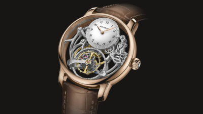 Montblanc Star Legacy Exo Tourbillon Skeleton LE8 1