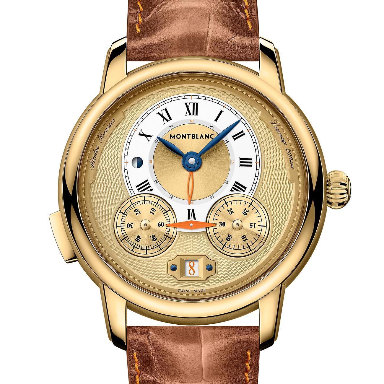 Montblanc only watch 2021