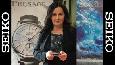 Montre award