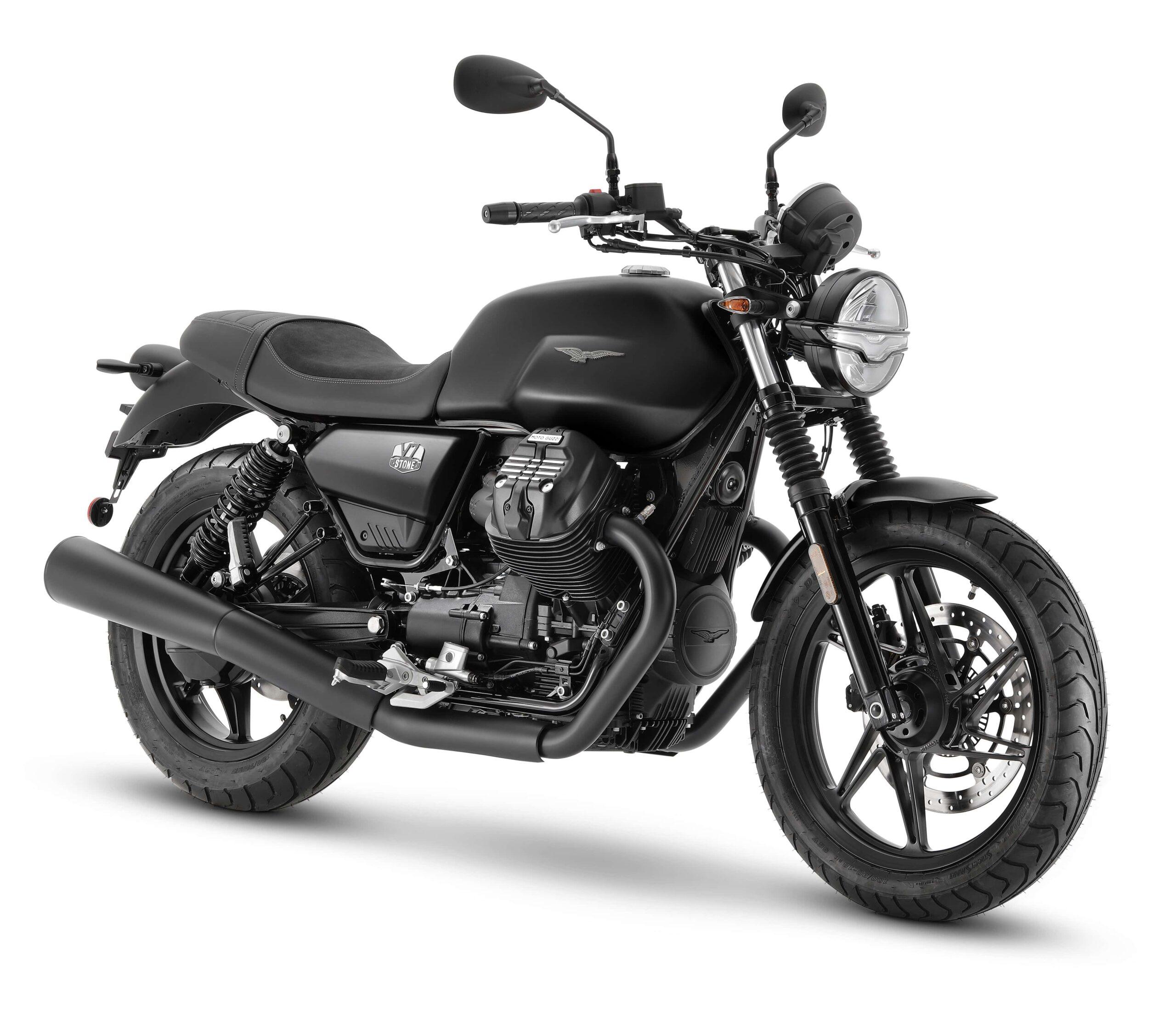 Moto Guzzi V7 Stone 6 min