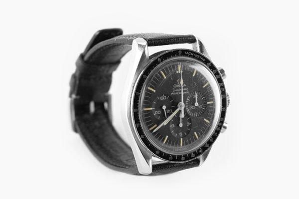 Nikolai Budarins Omega Speedmaster Professional Watch 1