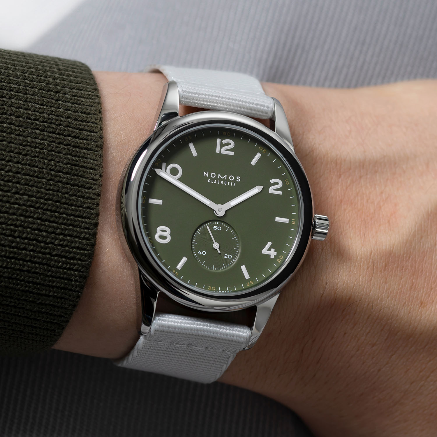 Nomos Club Automatic 175th anniversary limited editions 7