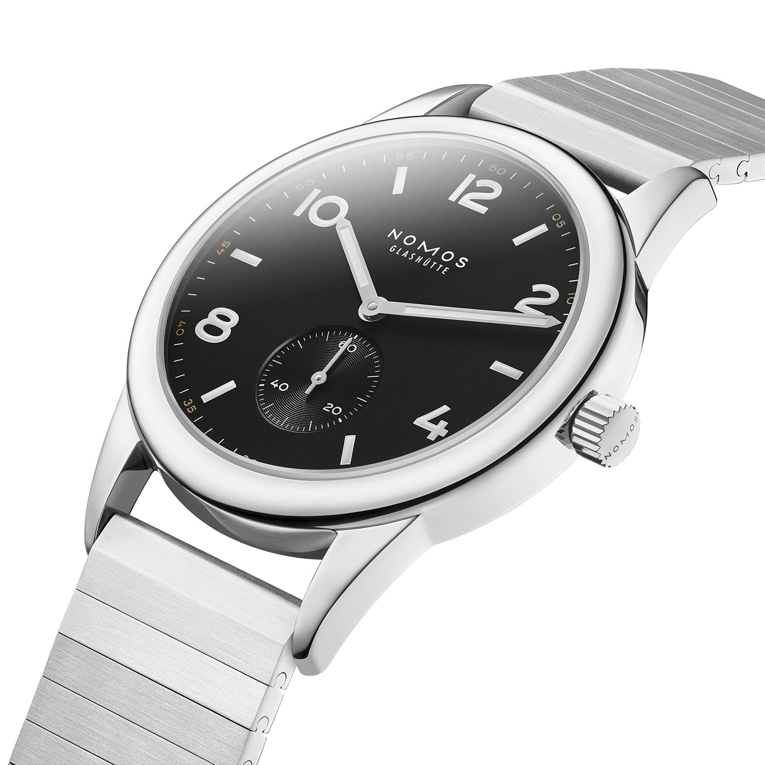 Nomos Club Automatic 175th anniversary limited editions 8