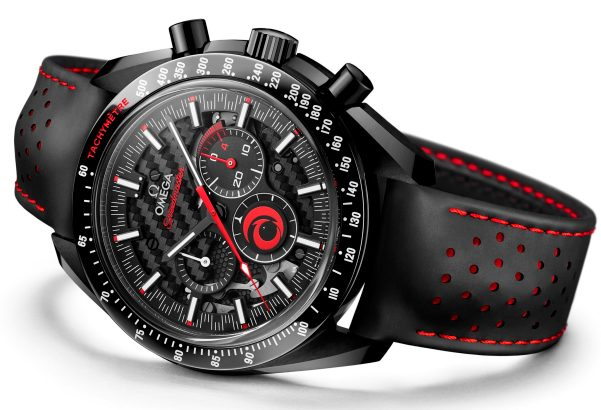 OMEGA Speedmaster Moonwatch Chronograph 44.25 MM Team Alinghi 4 min