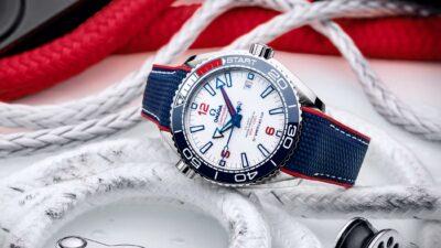 OMEGA Seamaster PO ETNZ 2020 215.32.43.21.04.001 2
