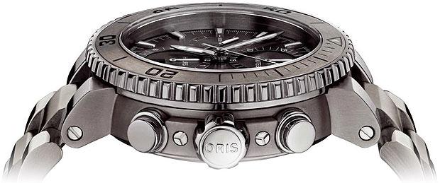 ORIS AQUIS TITAN CHRONOGRAPH 2