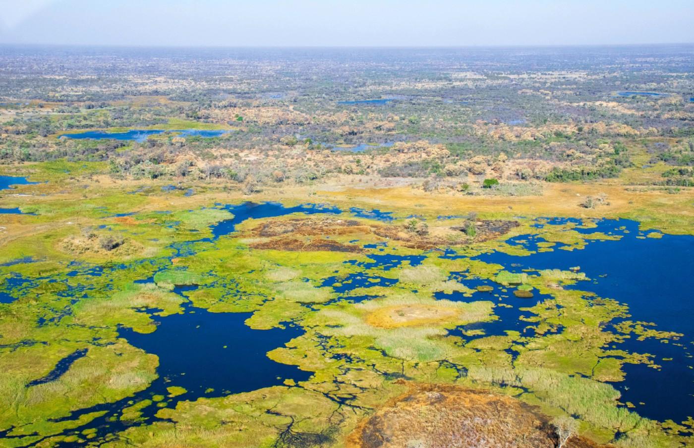 Okavango Delta HighRes 13970