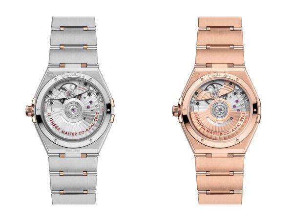 Omega Co-Axial Master Chronometer kalibri 8802 i 8803