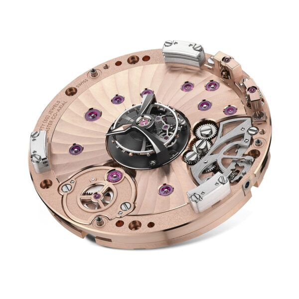 Omega De Ville Tourbillon Co Axial Master Chronometer Antimagnetic 10 min