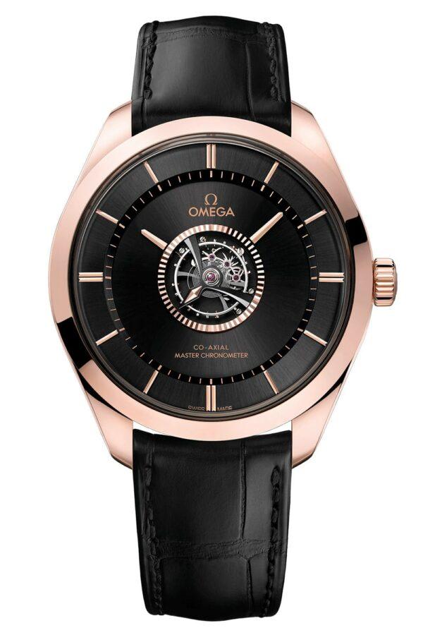 Omega De Ville Tourbillon Co Axial Master Chronometer Antimagnetic 3 min
