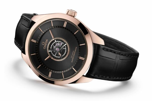 Omega De Ville Tourbillon Co Axial Master Chronometer Antimagnetic 5 min