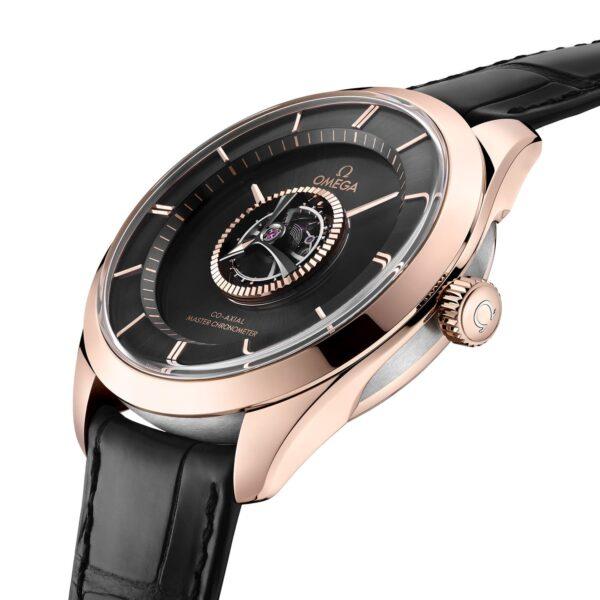 Omega De Ville Tourbillon Co Axial Master Chronometer Antimagnetic 6 min
