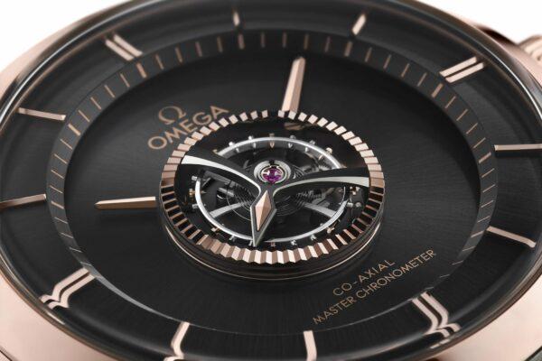 Omega De Ville Tourbillon Co Axial Master Chronometer Antimagnetic 9 min