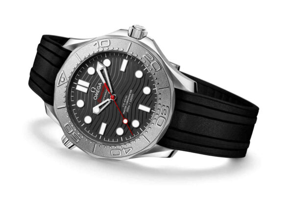 Omega Seamaster Diver 300M Nekton Edition inc
