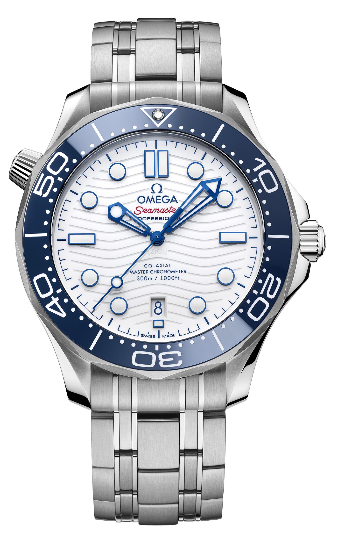 Omega Seamaster Diver 300M Tokyo 2020 4