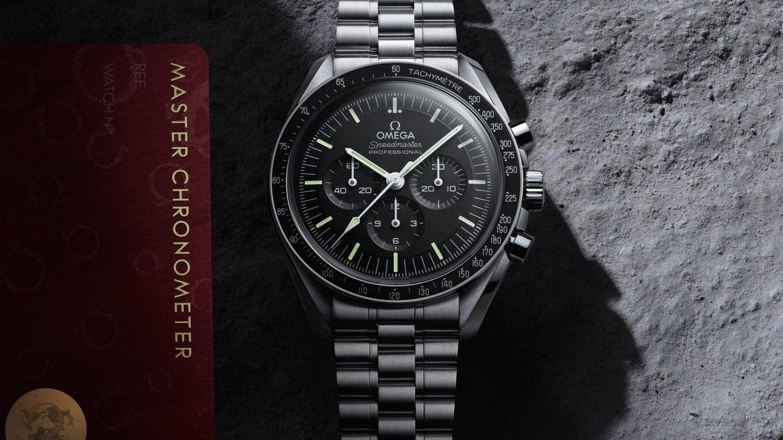 Omega Speedmaster Moonwatch Professional Master Chronometer 2021 1