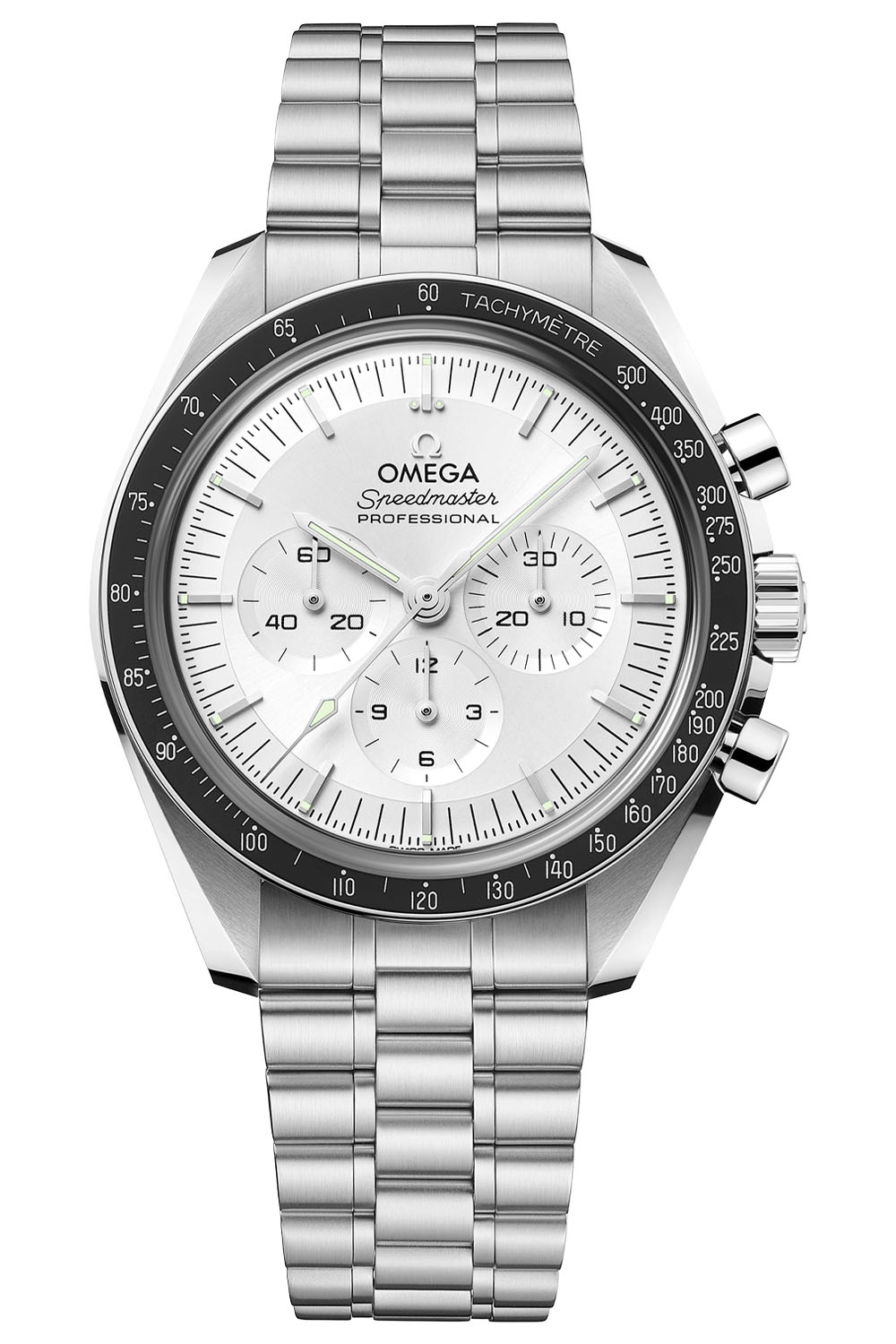 Omega Speedmaster Moonwatch Professional Master Chronometer Canopus silver dial