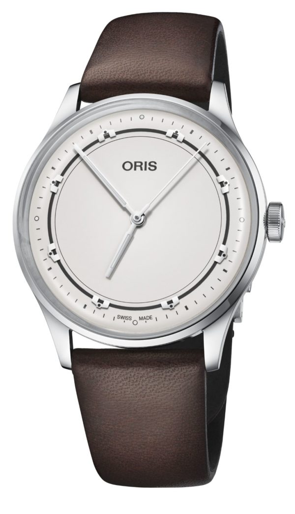 Oris Art Blakey Limited Edition front