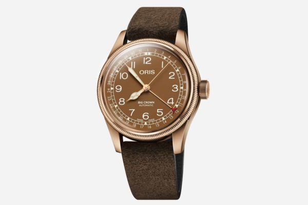 Oris Big Crown Pointer Date Bronze 2