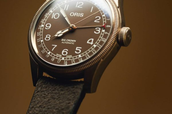 Oris Big Crown Pointer Date Bronze 3