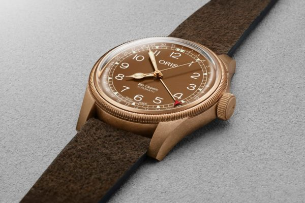 Oris Big Crown Pointer Date Bronze 5