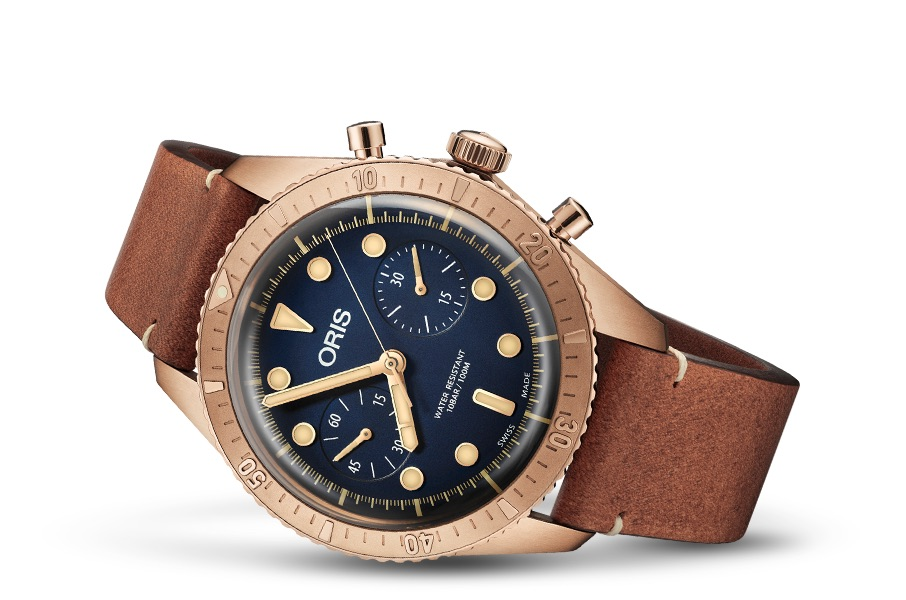 Oris Carl Brashear Chronograph Limited Edition 1