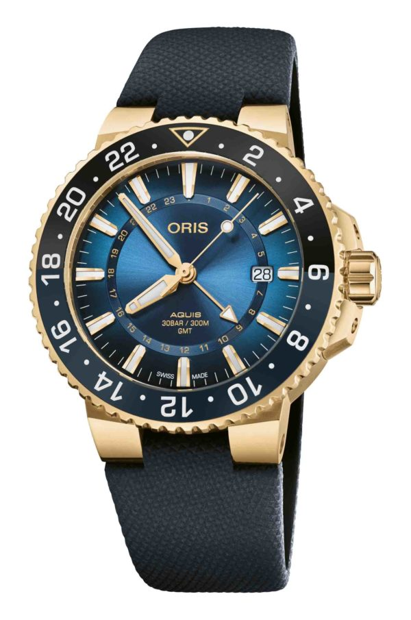 Oris Carysfort Gold Reef Limited Edition 01 798 7754 6185-Set