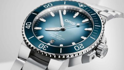 Oris Lake Baikal Aquis Limited Edition 2