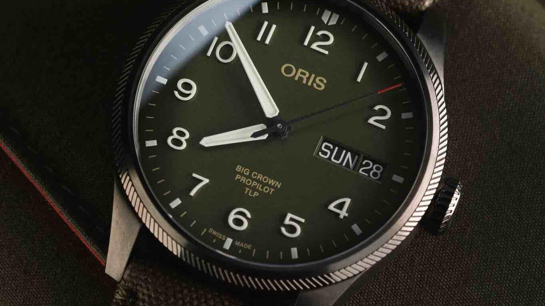 Oris TLP Limited Edition Original 13205 min