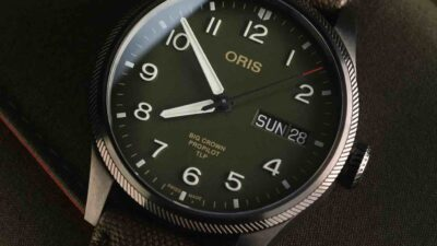 Oris TLP Limited Edition Original 13205 min