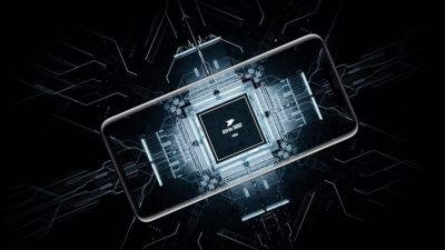 PD Hauwei čip Kirin 980