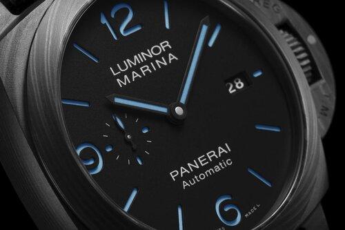 Panerai Luminor Marina Carbotech PAM1661