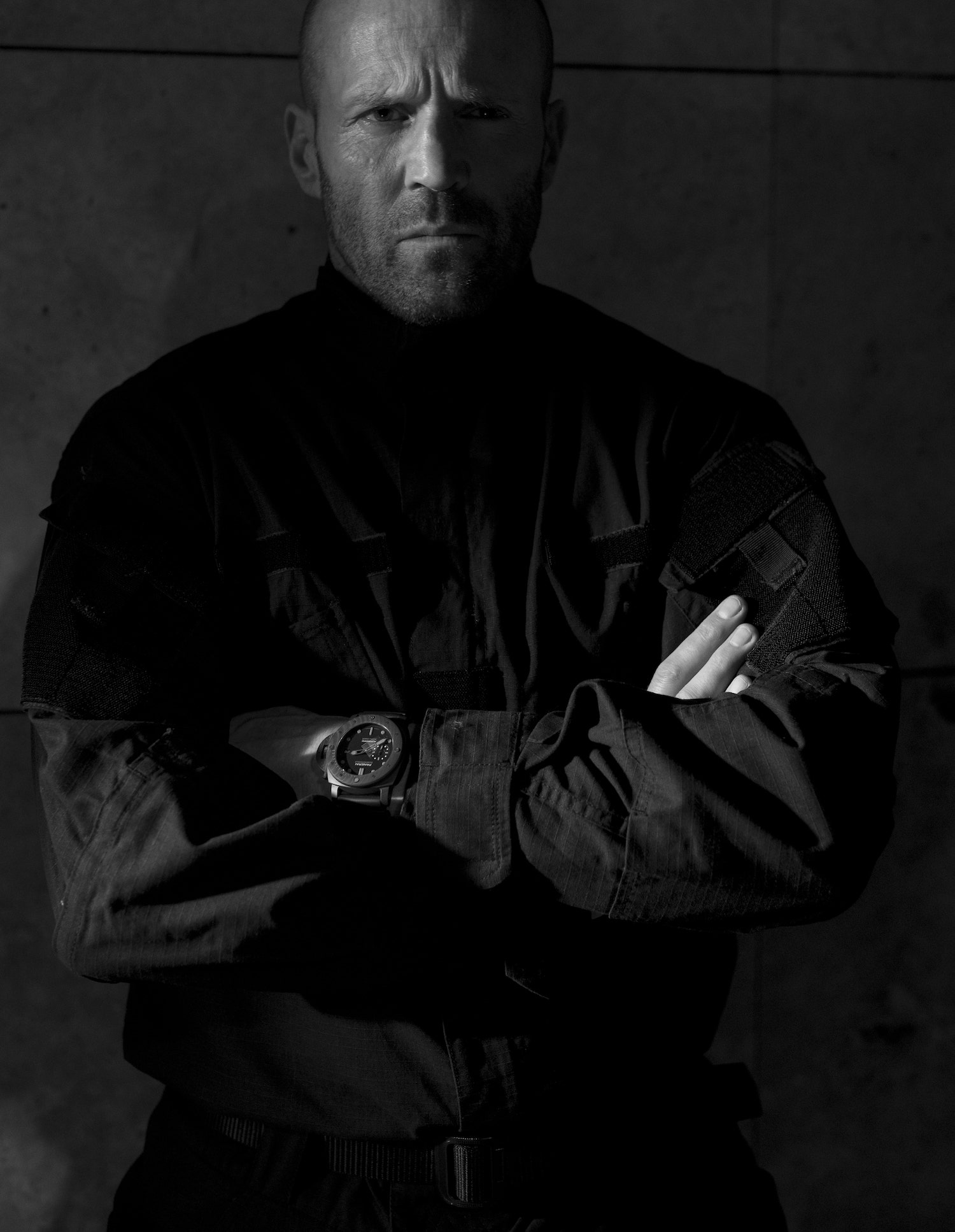 Panerai Jason Statham Five Eyes Movie 01 min