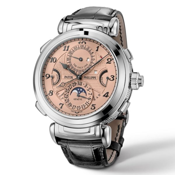 Patek Philippe Grandmaster Chime For Only Watch 2019 5 1