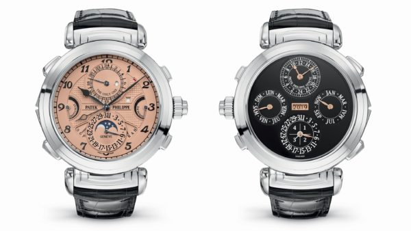 Patek Philippe Grandmaster Chime For Only Watch 2019