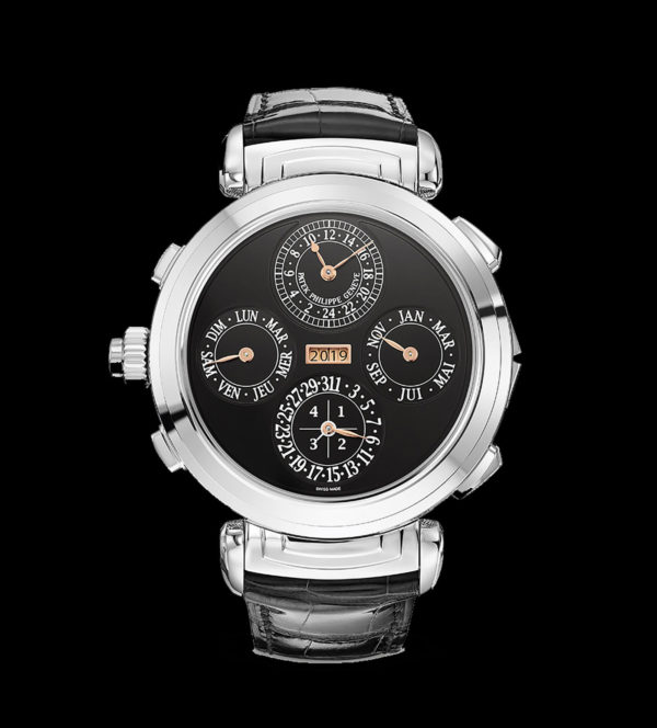 Patek Philippe Grandmaster Chime For Only Watch 2019 8 1