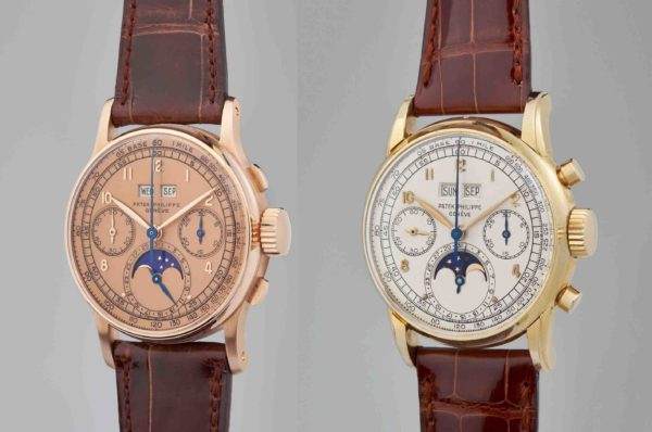 Patek Philippe Ref 1518 and 2499