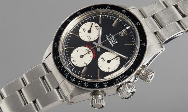 Paul Newmans Rolex Daytona Ref. 6263