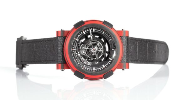 RJ ARRAW Spider Man Tourbillon min