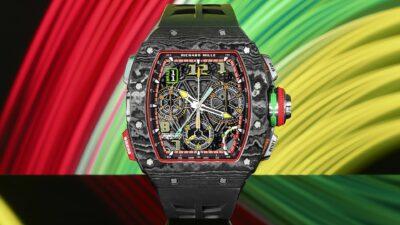 Richard Mille RM 65 01 Automatic Split Seconds Chronograph 1 min