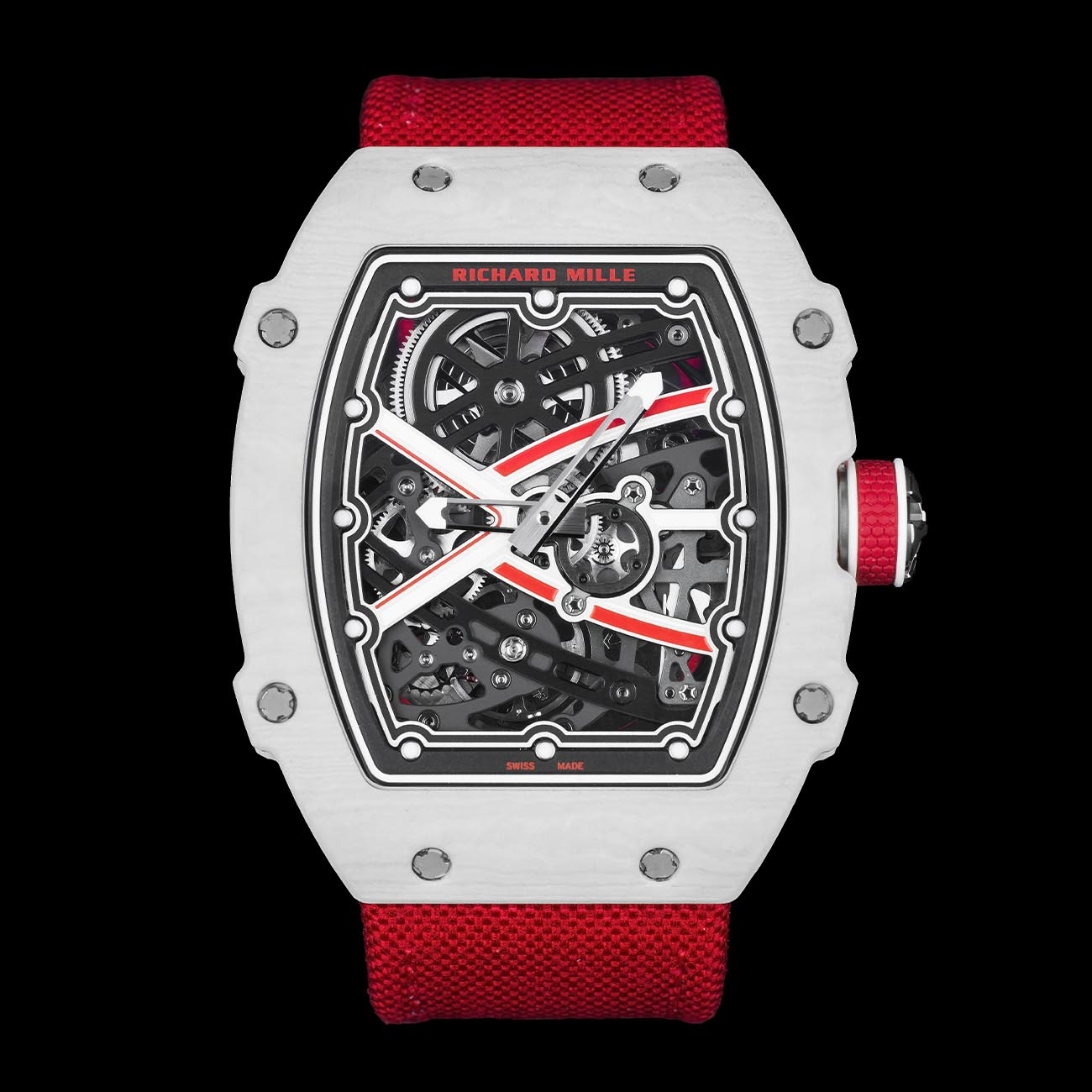 Richard Mille only watch 2021