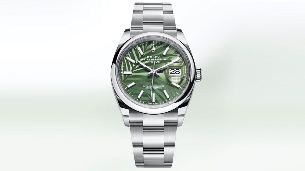 Rolex Datejust 36 ref. 126200 Oystersteel
